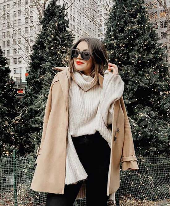 Cute December Christmas Outfits