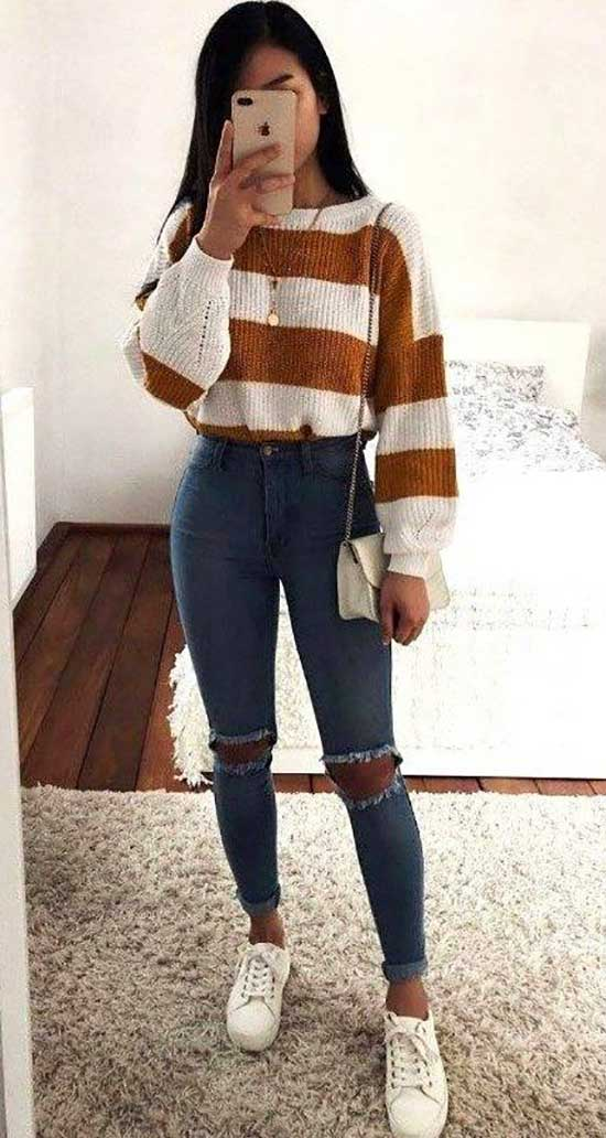 Trending Casual Thanksgiving Outfits